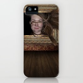 Gust of Freedom iPhone Case