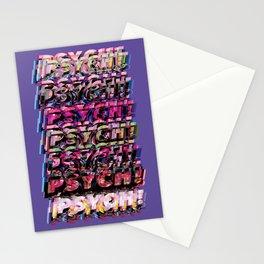 PSYSCH! Stationery Cards