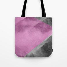 NEON NATURE   Pink Tote Bag
