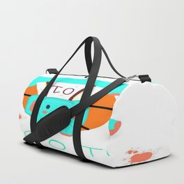 Open Season Duffle Bag
