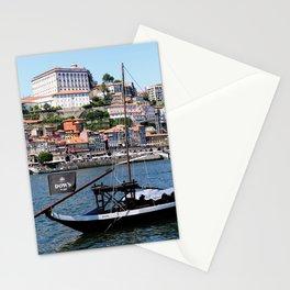 Porto Boat Stationery Cards