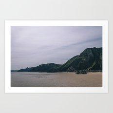 Wales, Pembrokeshire  Art Print
