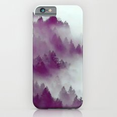 Forest Fog #society6 #decor #buyart iPhone 6s Slim Case