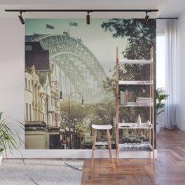 Vintage Rocks - Sydney, Australia Wall Mural