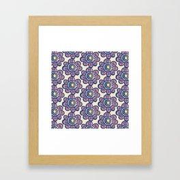 lil blossum Framed Art Print