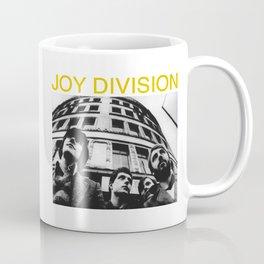 Joy Division Merch Coffee Mug