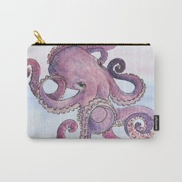 Sea Octopus Carry-All Pouch