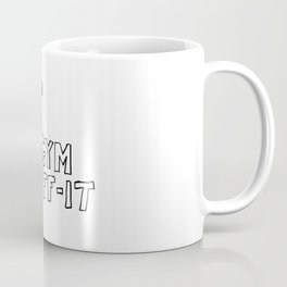 Gym Buff-it Coffee Mug