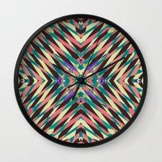 hidden circle Wall Clock