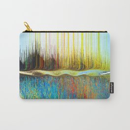PeaksRainbowWaterfall Carry-All Pouch