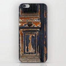 Neoclassical door iPhone & iPod Skin