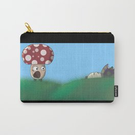 Franklin is dead! Shroom tragedy! Carry-All Pouch