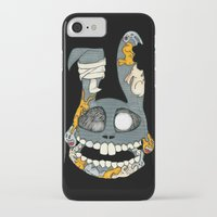 bunnies iPhone & iPod Cases featuring Bunnies! by Ruth Porter Illustration