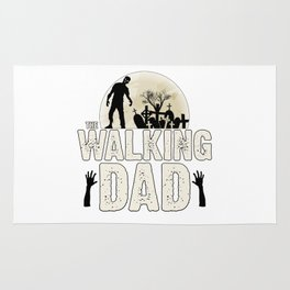 """The Walking DAD"" Rug"