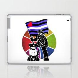 Fetish Pride Laptop & iPad Skin