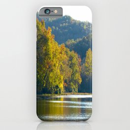 Autumn Sunshine iPhone Case
