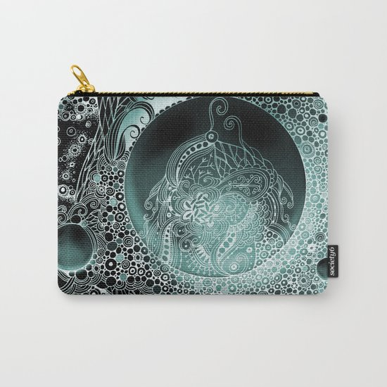 Pearl universe Carry-All Pouch