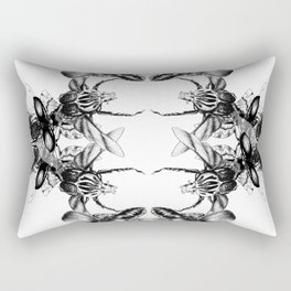 Exponential Growth Rectangular Pillow