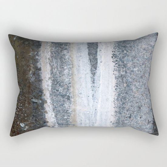 Soapstone texture #1 #decor #art #society6 Rectangular Pillow