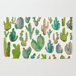 Cactus Collab. Rug