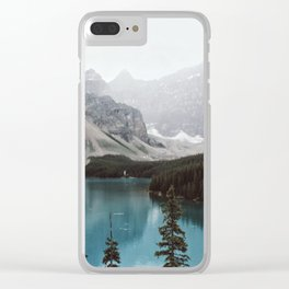 Majestic Tones Clear iPhone Case