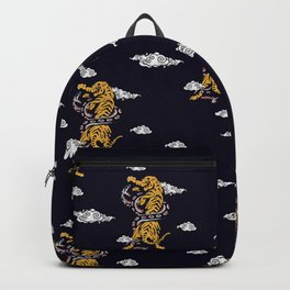 Tiger vs Snake Backpack