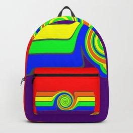 Rainbow With A Headache Backpack