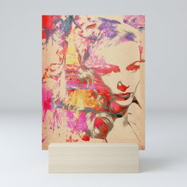 Divas - Veronica Lake Mini Art Print