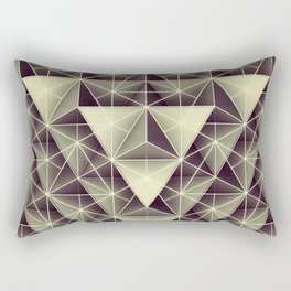 Crystallize Rectangular Pillow