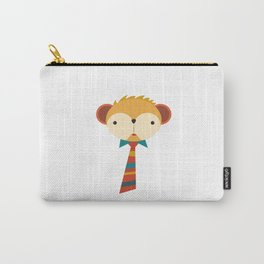 Business Monkey Carry-All Pouch