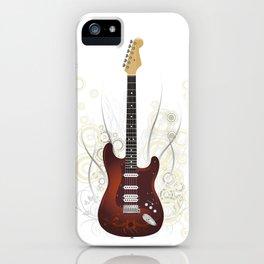 Guitar electro iPhone Case