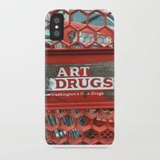 Art Drugs Slim Case iPhone X