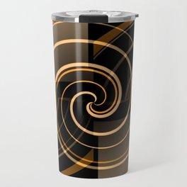 Caramel & Licorice Fudge Travel Mug
