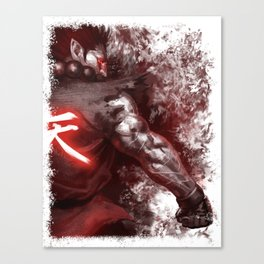 Akuma Canvas Print