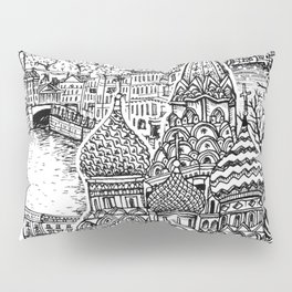 To Russia, With Love Pillow Sham
