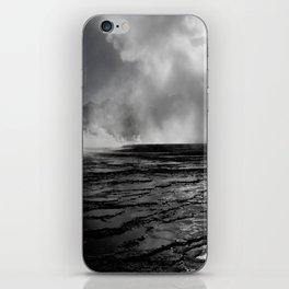 Tatio Geysers / Atacama  iPhone Skin