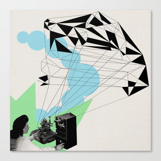 REFLEX Canvas Print