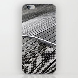 Artificial landscape iPhone Skin