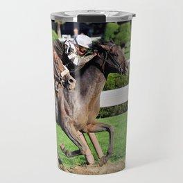 Travers Stakes Travel Mug