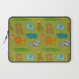 Jungle Pattern Laptop Sleeve