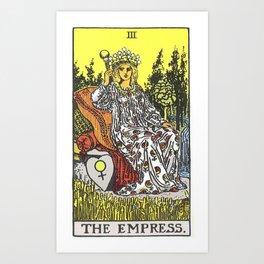 Empress Tarot Kunstdrucke