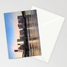 That Portland Skyline 2 Stationery Cards