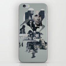 Suburban Apparition iPhone & iPod Skin