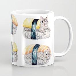 Sushi cat pattern Coffee Mug