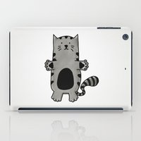 kitty iPad Cases featuring Kitty by Studio14