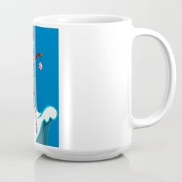 Grinchette Pinup Mug