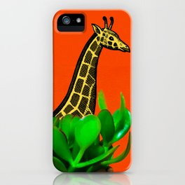 Have you seen my Jade Plant? iPhone Case