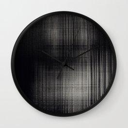 Twins Wall Clock