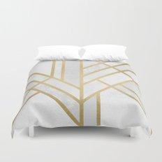 Art Deco Geometry 2 Duvet Cover