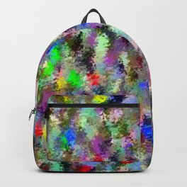 Rhythmic Cloud #8 Backpack
